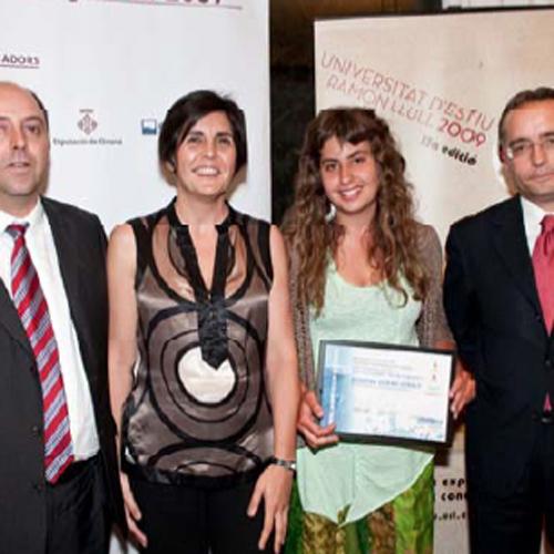 Premi AUCer 2009 - Ariadna Duran Giralt